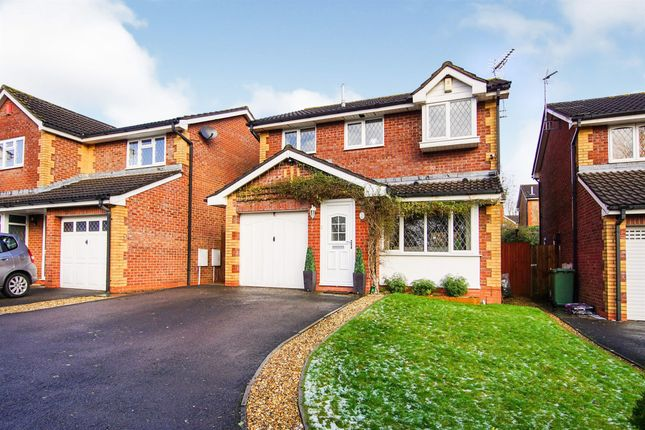 Detached house for sale in Campion Drive, Bradley Stoke, Bristol