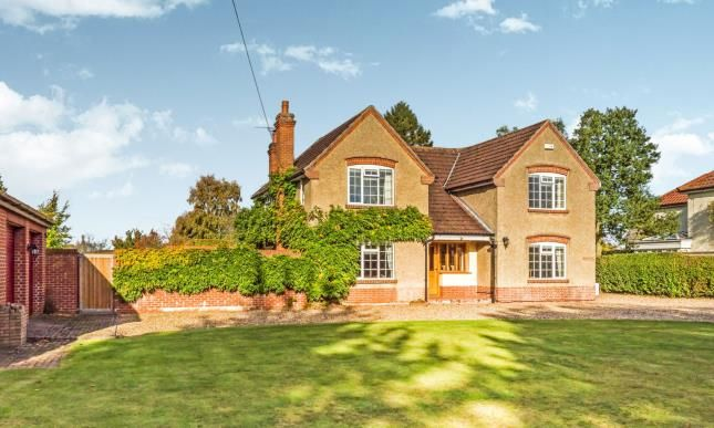 Thumbnail Detached house for sale in Hoveton, Norwich, Norfolk