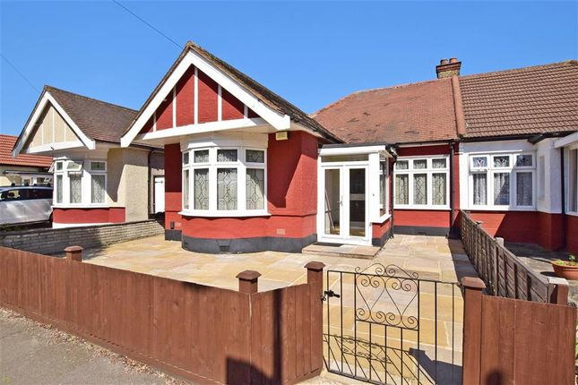 3 bed semi-detached bungalow for sale in Fairlop Road, Barkingside, Ilford, Essex