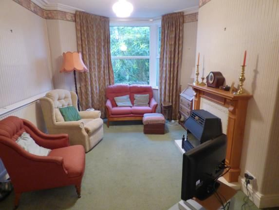 Living Room of Brown Edge Road, Buxton, Derbyshire SK17