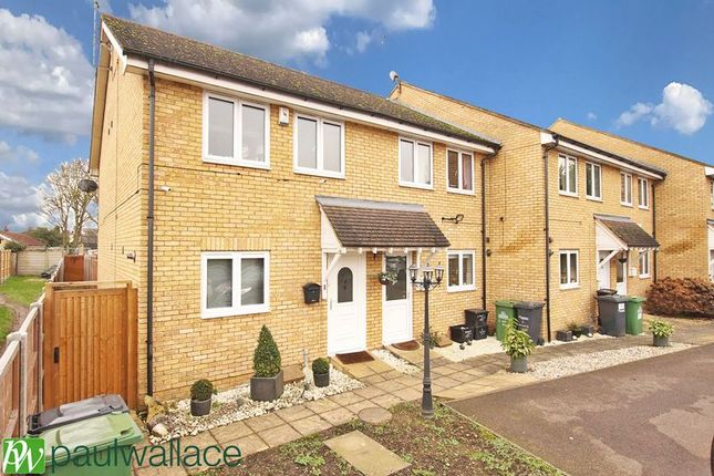 Thumbnail End terrace house for sale in Willetts Mews, Hoddesdon