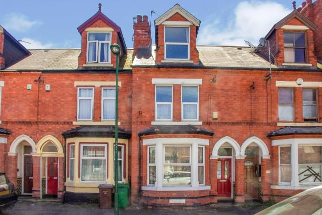 4 bed terraced house for sale in Gladstone Street, Nottingham, Nottinghamshire NG7