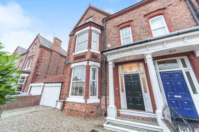 Thumbnail Semi-detached house for sale in Clifton Avenue, Hartlepool