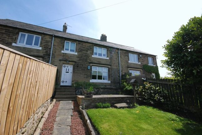 Thumbnail Terraced house for sale in Low Farm Cottages, Ellington, Morpeth