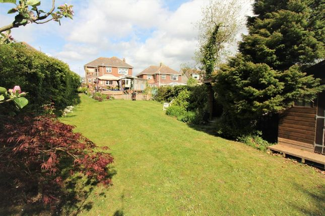 Thumbnail Detached house for sale in Greenway Close, Weymouth