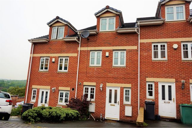 Thumbnail Terraced house for sale in Crow Nest Mews, Leeds