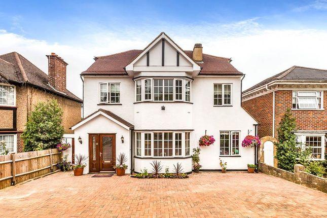 Thumbnail Detached house for sale in Elms Road, Harrow Weald, Harrow