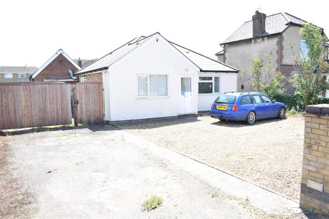 Thumbnail Detached bungalow for sale in Mill Road, Cranfield, Bedford