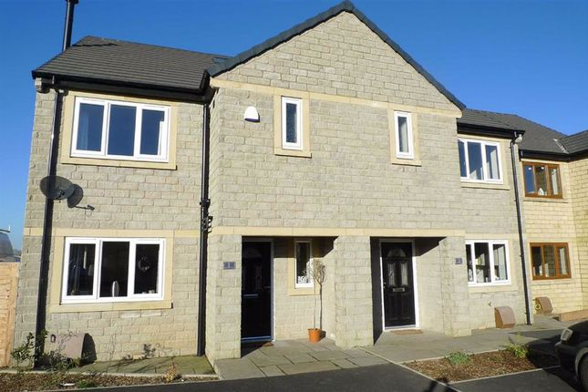 Thumbnail Semi-detached house for sale in The Meadows, Dove Holes, Derbyshire