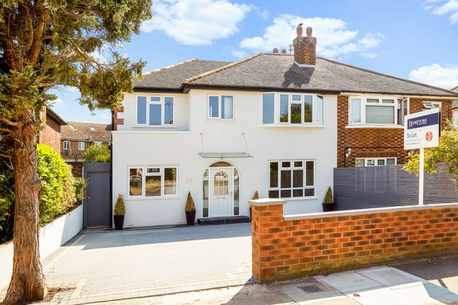 Thumbnail Semi-detached house to rent in Robin Hood Lane, London