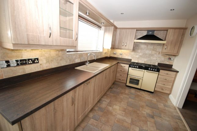 Kitchen of Pleasant View, Medomsley, Consett DH8