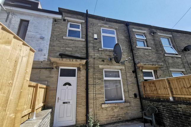 Thumbnail Terraced house to rent in Cambridge Street, Great Horton, Bradford