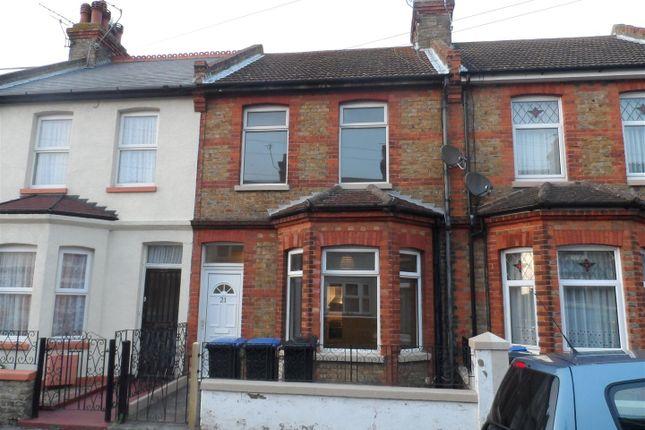 Thumbnail Property to rent in Rawdon Road, Ramsgate