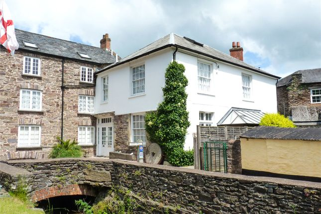 Thumbnail Detached house for sale in 1 High Street, Dulverton, Somerset