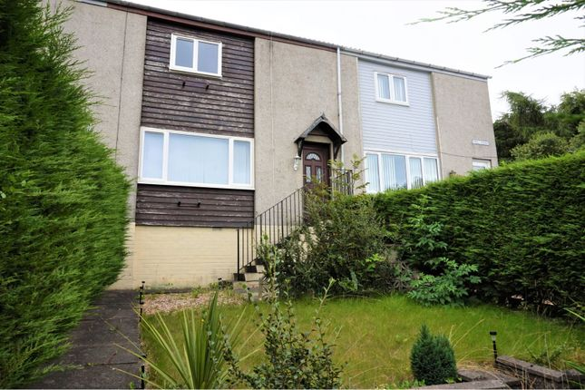 Thumbnail Terraced house for sale in Steele Avenue, Dalkeith