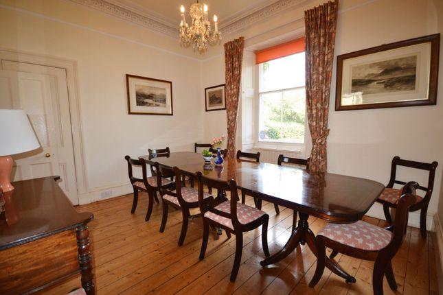 Dining Room of Drummond Street, Crieff PH6