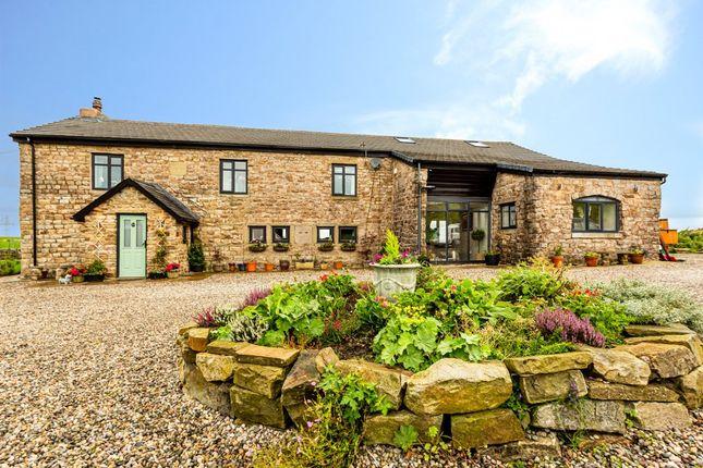 Thumbnail Farmhouse for sale in Redshell Lane, Belthorn, Blackburn