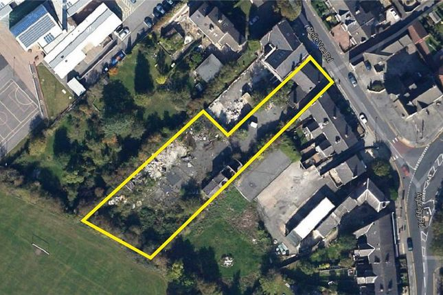 Thumbnail Land for sale in Belle Vue Road, Wakefield