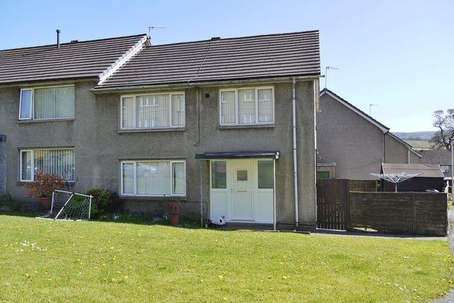 Thumbnail Semi-detached house for sale in 42 Castlegarth, Sedbergh