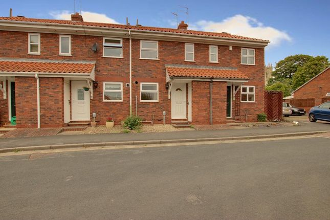 Thumbnail Terraced house to rent in Minster Avenue, Beverley