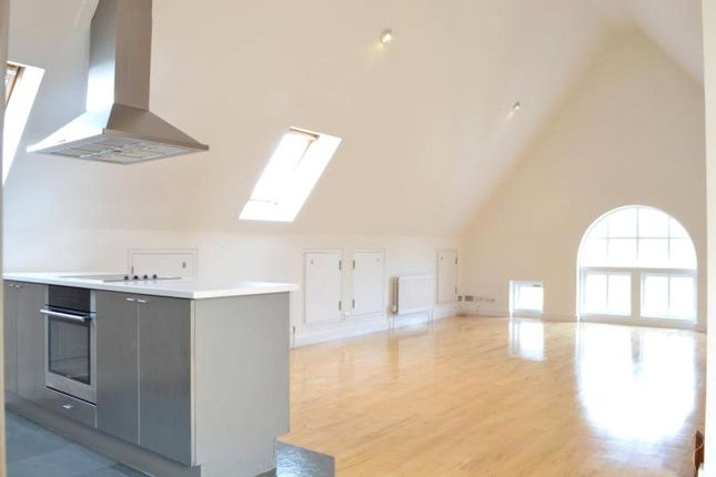 Thumbnail Flat for sale in Linstead Street, West Hampstead