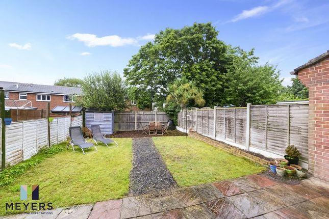 Rear Garden of Junction Road, Hamworthy, Poole BH16