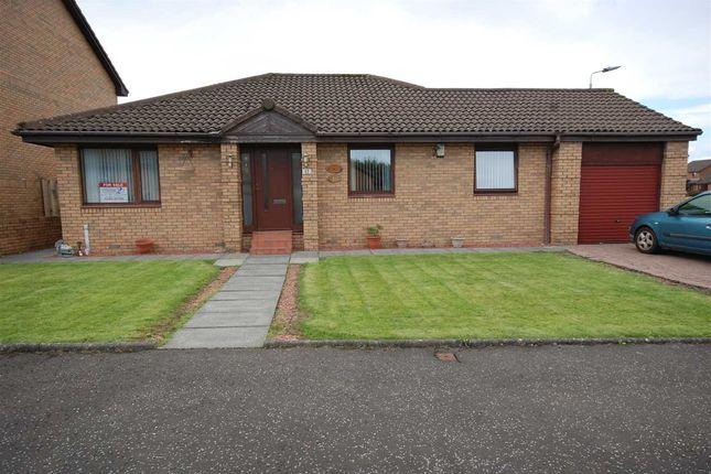 Thumbnail Bungalow for sale in Hawkhill Drive, Stevenston