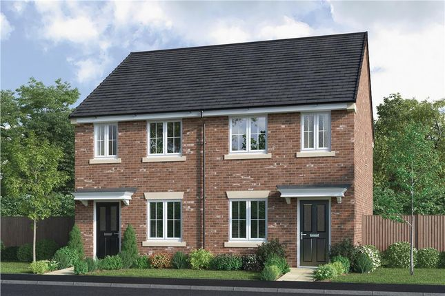 """2 bed semi-detached house for sale in """"The Marchmont"""" at Stannington Road, North Shields NE29"""
