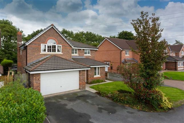 Thumbnail Detached house for sale in Moorfield Close, Penwortham, Preston