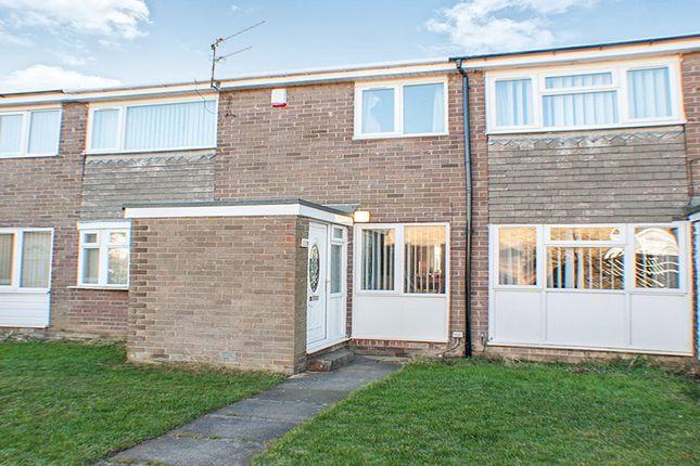 Thumbnail Terraced house to rent in Chesterhill, Cramlington