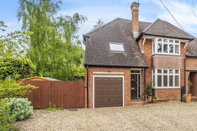 Thumbnail Semi-detached house for sale in Hawthorns, Nightingale Avenue, West Horsley