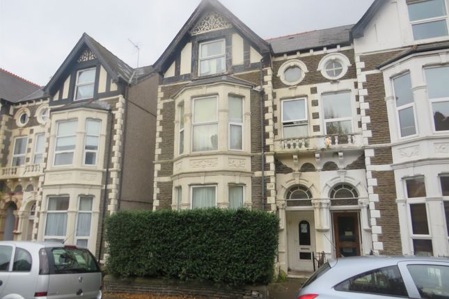 Thumbnail Property for sale in Connaught Road, Roath, Cardiff