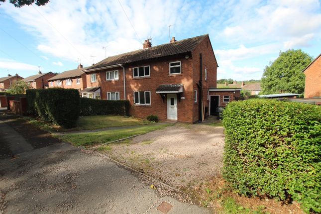 Thumbnail Semi-detached house to rent in Bear Hill, Alvechurch, Birmingham
