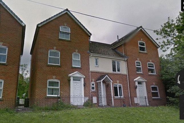 Thumbnail Terraced house for sale in Rhiw'r Derwen, Llanharan, Pontyclun
