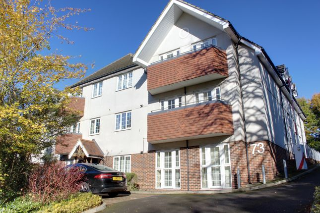 Thumbnail Flat to rent in 73 Croham Road, South Croydon