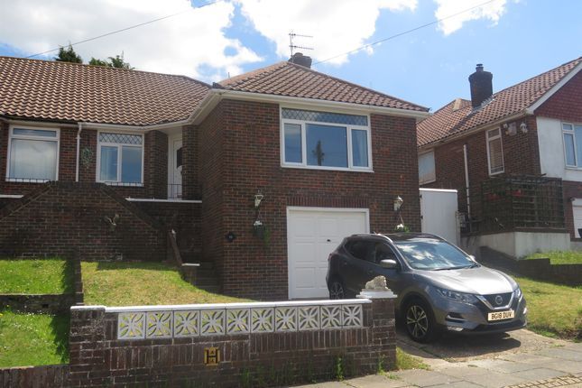 Thumbnail Terraced house for sale in Selba Drive, Brighton