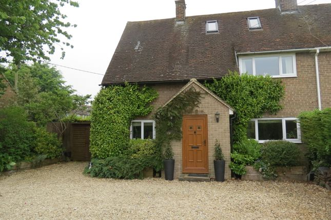 Thumbnail Semi-detached house to rent in Avebury Trusloe, Marlborough