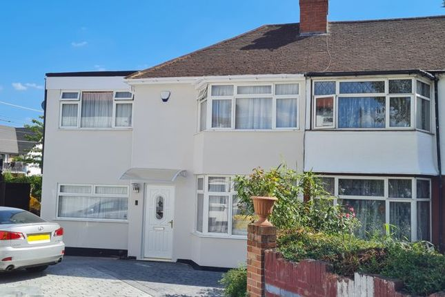 Thumbnail Terraced house for sale in Lathkill Close, Enfield