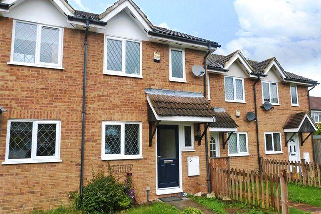 Thumbnail Terraced house to rent in Challis Place, Amen Corner, Binfield, Berkshire