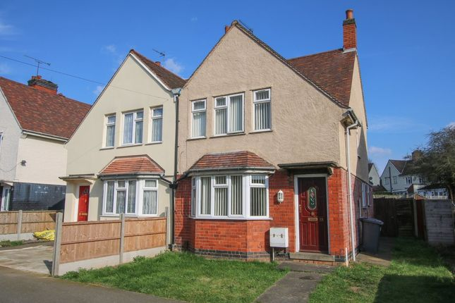 3 bed semi-detached house for sale in Marner Road, Nuneaton
