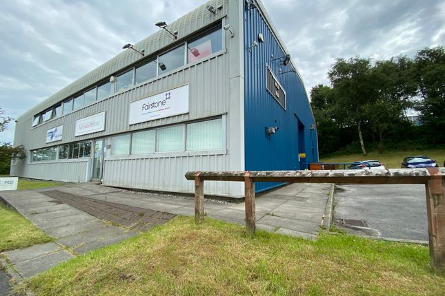 Thumbnail Office to let in 17 Kenyon Road, Lomeshaye Industrial Estate, Nelson