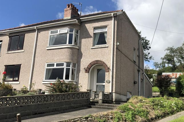 Thumbnail Semi-detached house for sale in Llandeilo Road, Llandybie, Ammanford