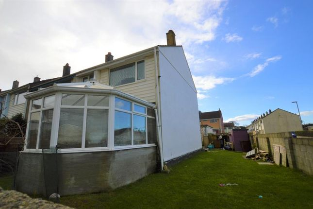 Thumbnail End terrace house for sale in Rosemellin, Camborne, Cornwall
