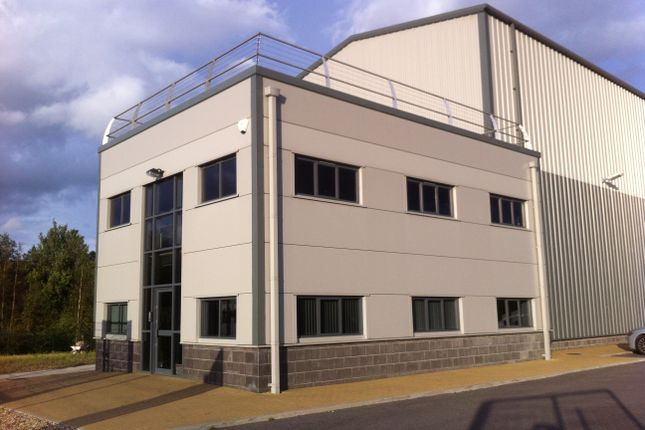 Thumbnail Light industrial to let in Faraday Close, Harworth, Doncaster