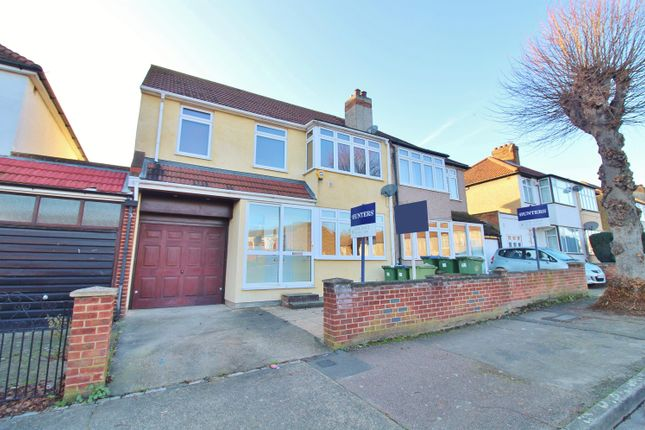 Thumbnail Semi-detached house for sale in Osborne Road, Belvedere, Kent