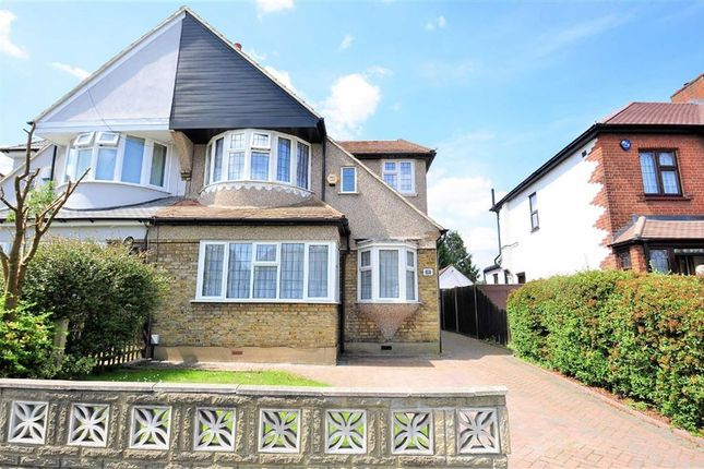 Thumbnail Semi-detached house for sale in Westergate Road, Upper Abbey Wood, London