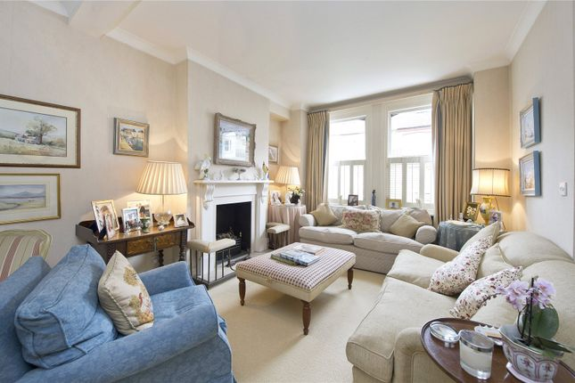 Thumbnail Terraced house for sale in Hazlebury Road, London