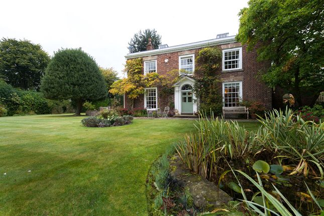 4 bed detached house for sale in Stage Lane, Lymm