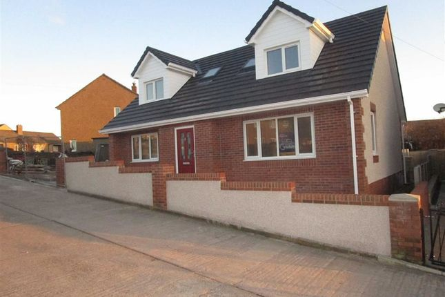Thumbnail Detached bungalow for sale in Richmond Hill Road, Hensingham, Whitehaven