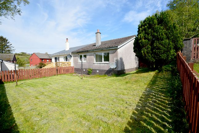 Thumbnail 1 bed semi-detached bungalow for sale in Rockfield Road, Tobermory, Isle Of Mull